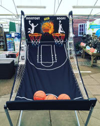 Basket Ball Game (double shot)