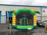 Jungle Activity Bouncer Complete With Ball Shooter #The only one in the North-West!