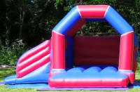 Children's Bounce and Slide Castle
