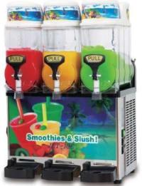 Sencotel Slush Machine, Syrup and Cups Bundle