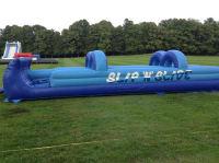Slip And Slide Water Chute Hire Essex
