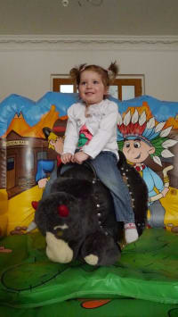 Childrens Rodeo Bull Hire