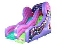 Disco Bump N' Slide #Suitable for all!