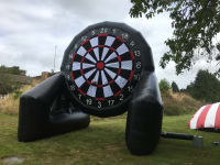 Giant Double Sided Football Dartboard