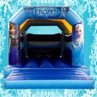 Frozen Bouncy Castle #3.3m (W) x 4.7m (L) x 3m (H)