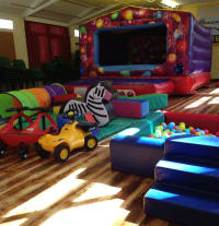 Platinum Soft Play and Ballpool Package