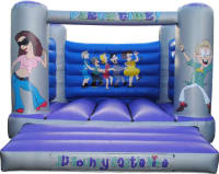 15 x 16ft Disco Party Castle #Adult Use +£20