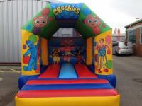 CBeebies Bouncy Castle 12x10ft