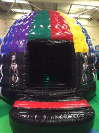 15ft x 13ft Mini Disco Dome Bouncy Castle