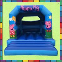 Peppa Pig Bouncy Castle #3.3m (W) x 4.7m (L) x 3m (H)
