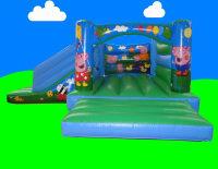 Piggy Bounce 'N' Slide