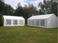 3m x 8m marquee hire