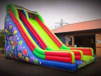 Inflatable Event Slide 18ft Platform #Supervision Included