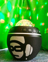 Bluetooth Music Speaker Disco Ball
