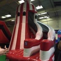 Inflatable Helter Skelter