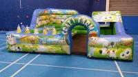 Crazy Farm - Inflatable Play Park
