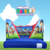 Paw Patrol Bouncy Castle#<ul><li>11ft x 15ft</li><li>Just £55 on Week Days</li><li>Children Only</li></ul>