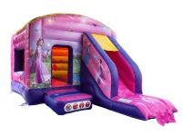 Princess Bounce & Slide Combo