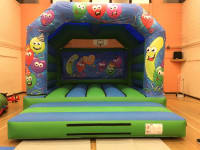 Happy Balloons Adult Bouncy Castle