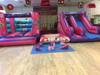 Indoor Princess Party Package