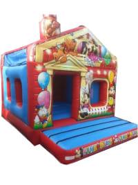 12ft x 15ft Club House Bouncy Castle (mouse)