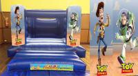 12x15ft toy story themed kids castle