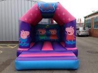 Peppa Pig Bouncy Castle 12x10ft