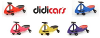 Didicars x 5