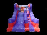 15ft x 21ft Adult/Childrens Super Hero Themed Giant Inflatable Slide