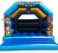 Puppies On Patrol Bouncy Castle (12ft x 15ft)