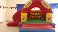 Party Time Bouncy Castle with Slide