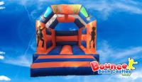 Disco Theme Bouncy Castle