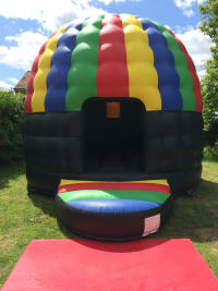 Inflatable Disco Dome Bouncy Castle Party Pod