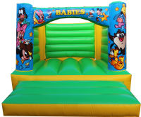 13ft x 10ft Baby toons bouncy castle