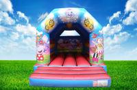 Peppa Pig / in The Night Garden Bouncy Castle