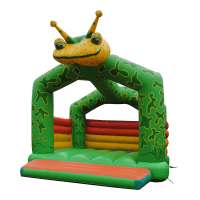 20 x 25ft 'Freddy' the Frog Bouncy Castle #Adult Use +£20