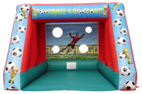 11.5ft x 11.5ft Adult/Childrens Inflatable Penalty Football Shootout#SCORE A HATRICK TODAY!