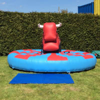 Little Billy Inflatable Rodeo Bull