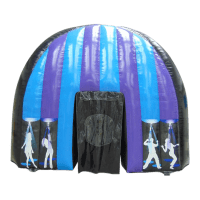 16 x 16ft Disco Dome Nightclub#Suitable for Adults too!