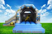 Batman Bouncy Castle Combi