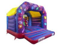 Party Balloons A-Frame Bouncy Castle