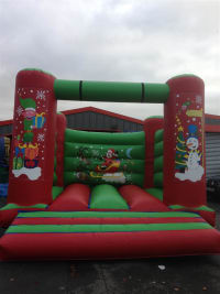 Christmas Bouncy Castle - All Ages