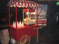 Popcorn Cart Hire - Victorian cart hire