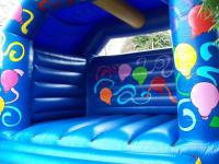 Chelsea Blue Adult Pary Time Bouncy Castle (XL)
