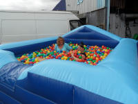 Inflatable Adult Ball Pit