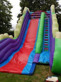 Mega Giant Slide Hire Essex