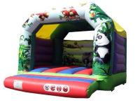 Jungle Mania Bouncy Castle (Medium)