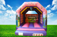 Princess Themed Bouncy Castle 11ft x 12ft