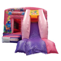 Princess Bounce and Front Slide