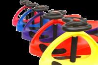 Didi Cars x 4 Multi Coloured#READY, SET, GO!